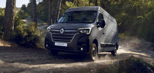 Renault Master: nu 0% rente Financial Lease