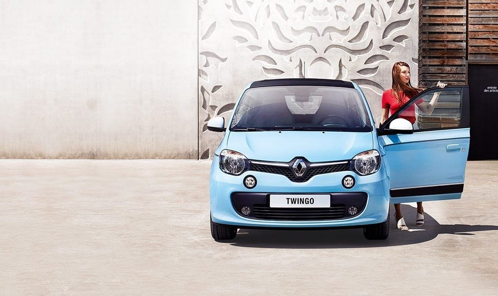 Renault Twingo Automaat Leasespecial