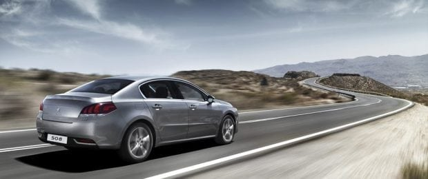 Peugeot 508 Leasespecial