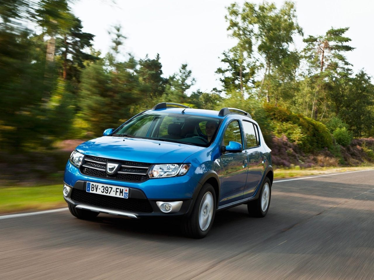 Dacia Sandero Stepway And Pictures to pin on Pinterest