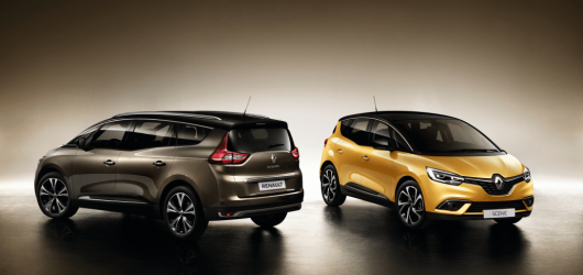 Renault (Grand) SCÉNIC Voorraad Deals