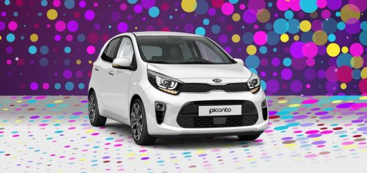 Happy New Kia Picanto