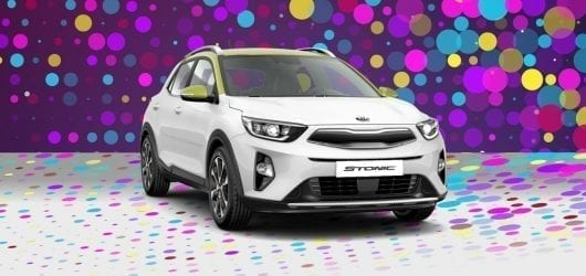 Happy New Kia Stonic