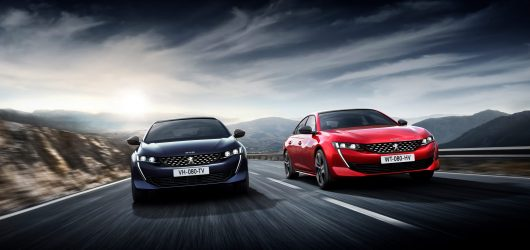 Peugeot 508 Berline Leasespecial