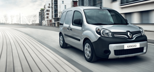 Renault Kangoo: nu 0% rente Financial Lease