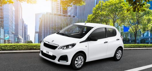 Summer in the City: Peugeot 108
