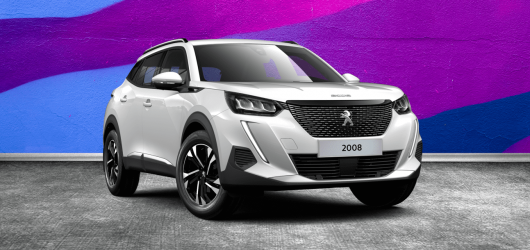 Peugeot 2008 SUV Private Lease