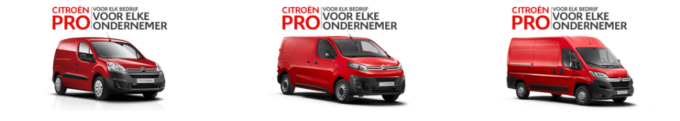 citroën 0% Financial Lease
