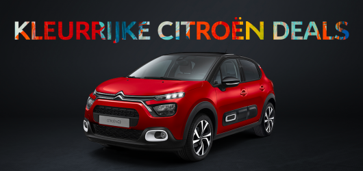Private Lease Nieuwe Citroën C3