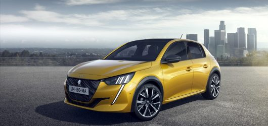 Private Lease Deal Peugeot 208