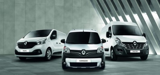 Renault Bedrijfswagens: Financial Lease