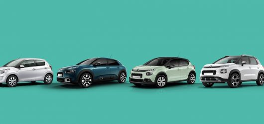 Private Lease Citroën All-In Instappen!