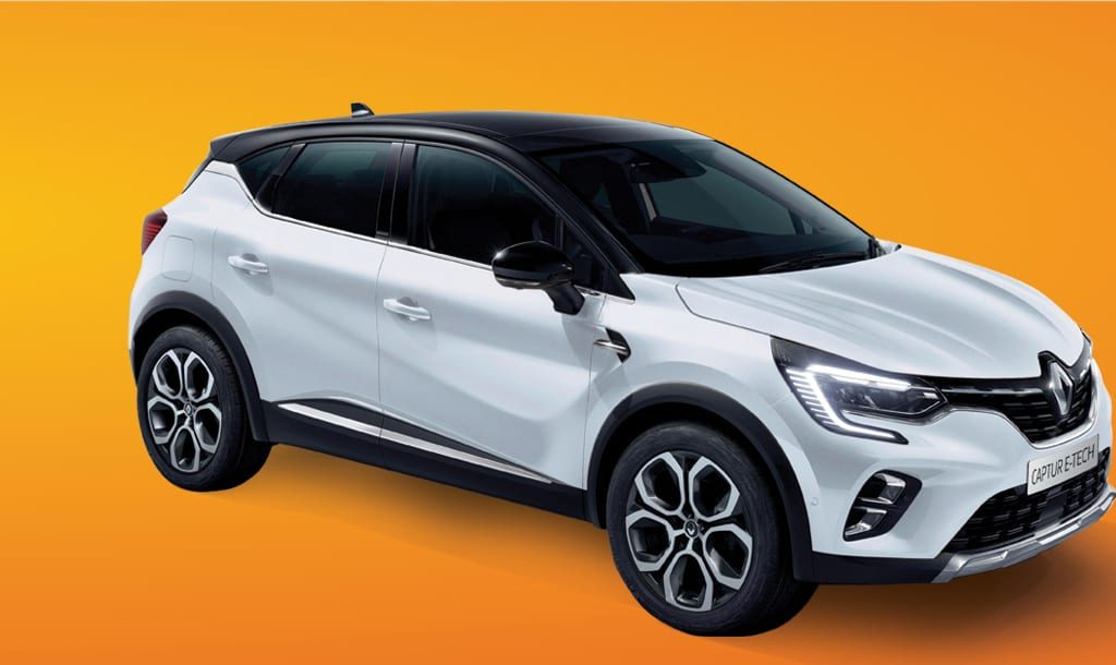 Charge Yourself: Renault CAPTUR Plug-in Hybrid