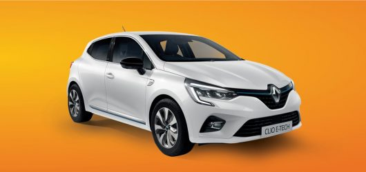 Charge Yourself: Renault Clio Hybrid