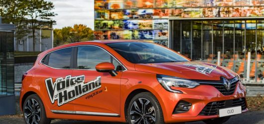 Renault nieuwe partner tv-programma 'The voice of Holland'