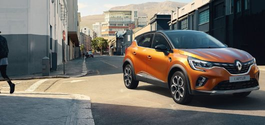 Renault CAPTUR Bi-Fuel Voorraad Deals