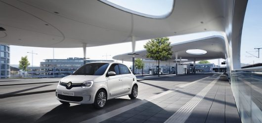 Renault TWINGO Electric Voorraad Deals