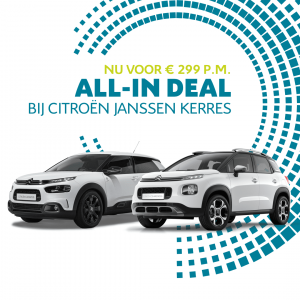 Private Lease Deals Citroën