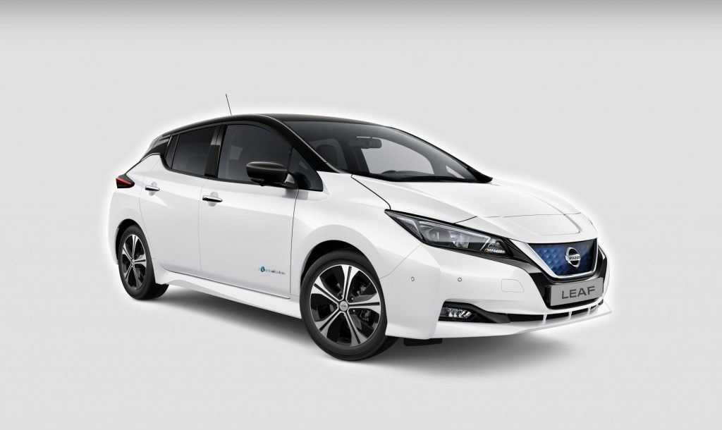 Nissan Leaf Leasespecials