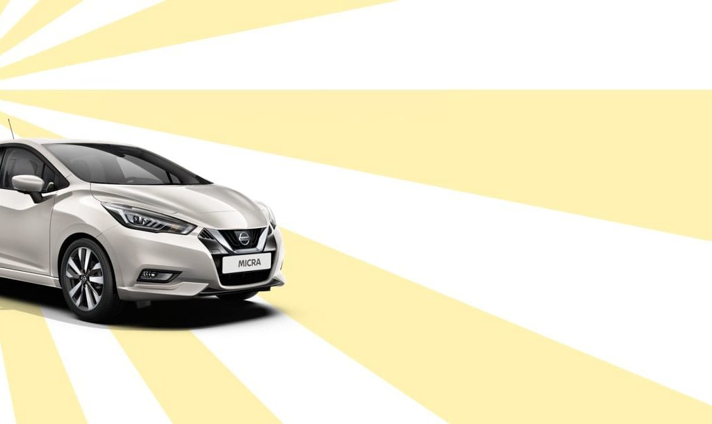 Nissan Micra Hottest Drive