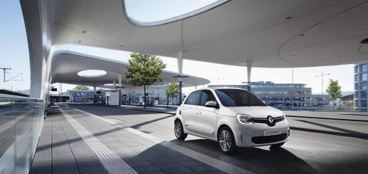Renault TWINGO Electric Private Lease
