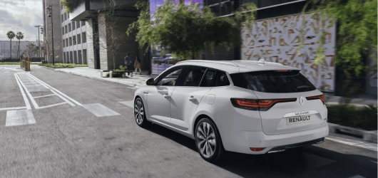 Renault MEGANE Estate E-TECH Voorraad Deals