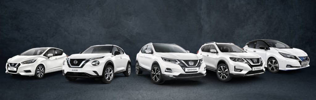 Nissan operational lease