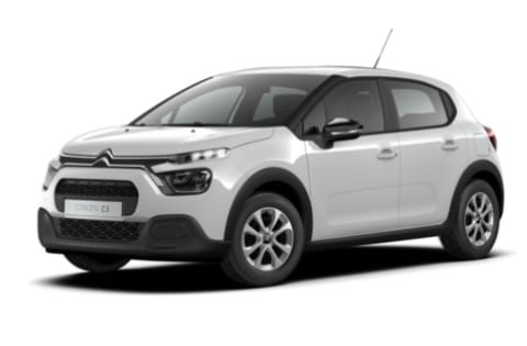 Citroën private lease C3