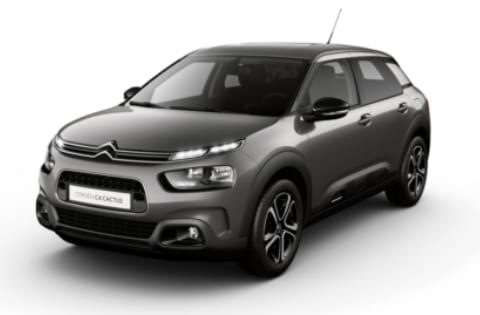Citroën private lease C4 Cactus