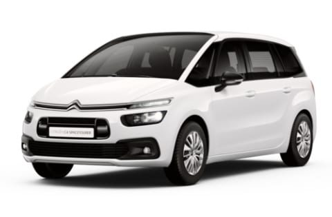 Citroën private lease C4 Grand Spacetourer