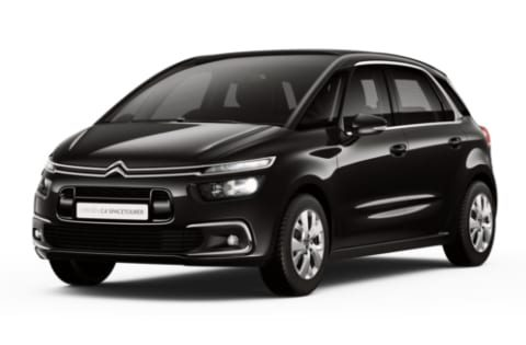Citroën private lease C4 Spacetourer