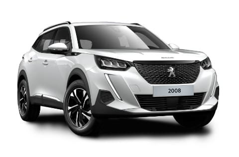 Peugeot private lease 2008