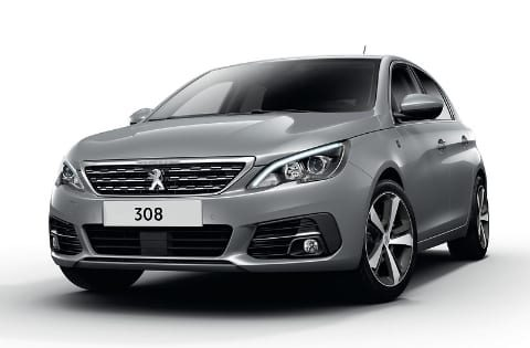 Peugeot private lease 308