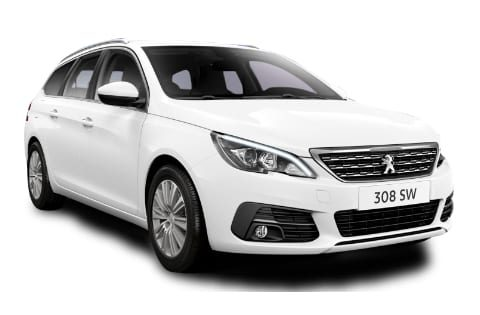 Peugeot private lease 308 SW