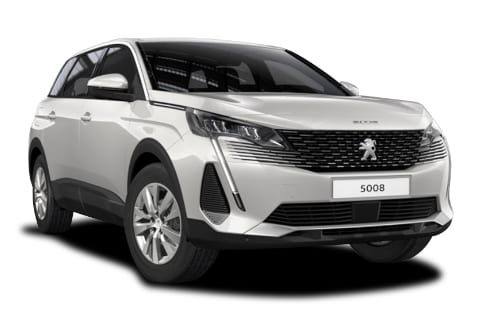Peugeot private lease 5008