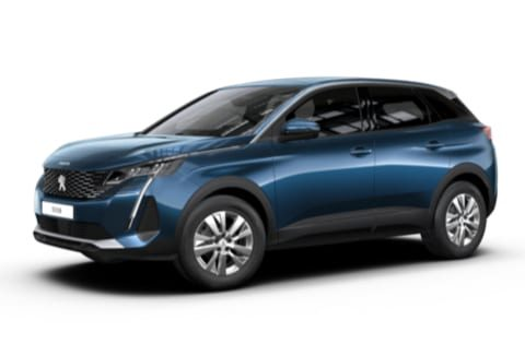 Peugeot private lease 3008