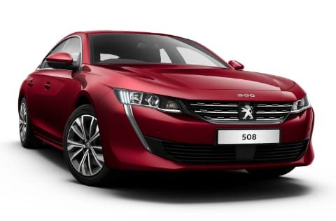 Peugeot private lease 508 SW