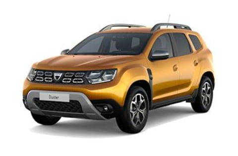 Private Lease Dacia Duster
