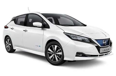 Private Lease Nissan Leaf