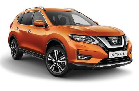 Private Lease Nissan X-trail