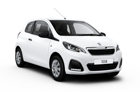 Private lease Peugeot 108