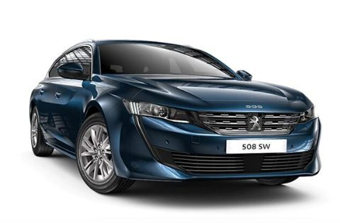 Private lease Peugeot 508 SW